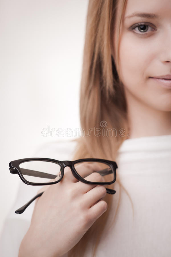 Download Concept: Poor Eyesight Royalty Free Stock Images - Image: 23436259