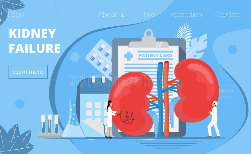 Kidney Failure Stock Illustrations – 458 Kidney Failure