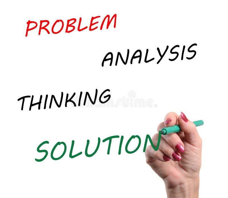 Download Concept Of Resolution Of Problems Stock Illustration - Illustration: 41477279