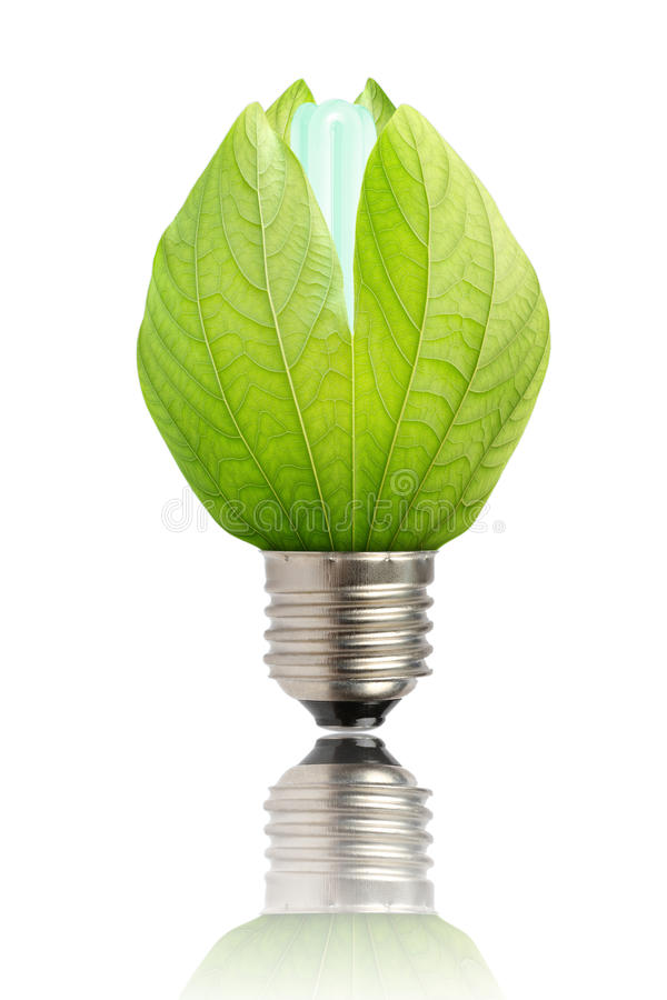 Concept of saving energy stock images