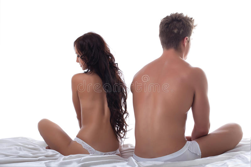 Download Concept Of Sexual Disorders Among Partners Stock Image - Image: 32811665