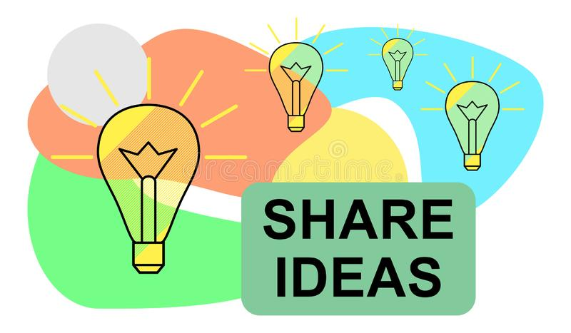 https://thumbs.dreamstime.com/b/concept-share-ideas-illustration-151698022.jpg
