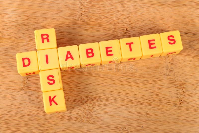 Diabetes royalty free stock photo