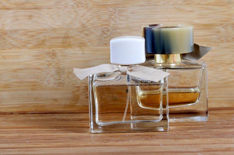 Luxury perfume stock image