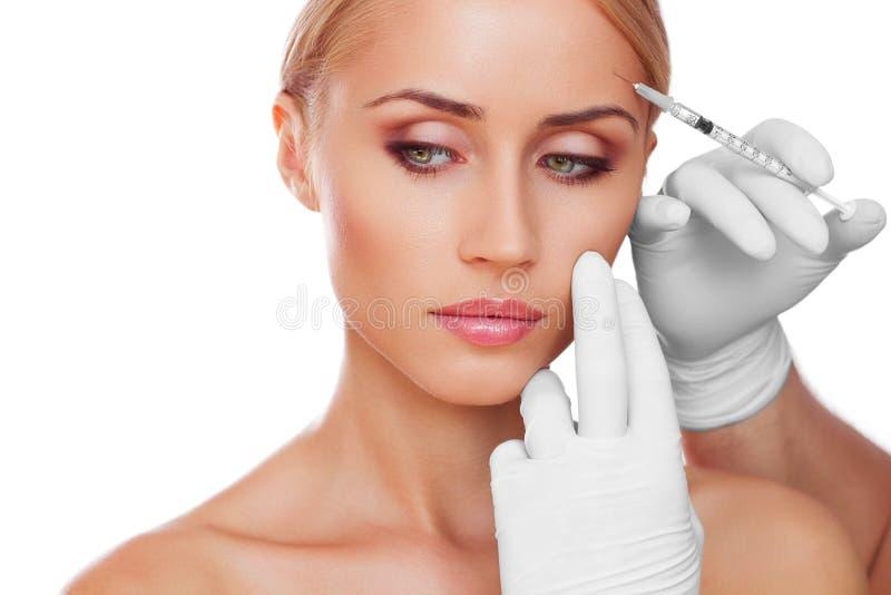 Concept skincare royalty-vrije stock afbeelding