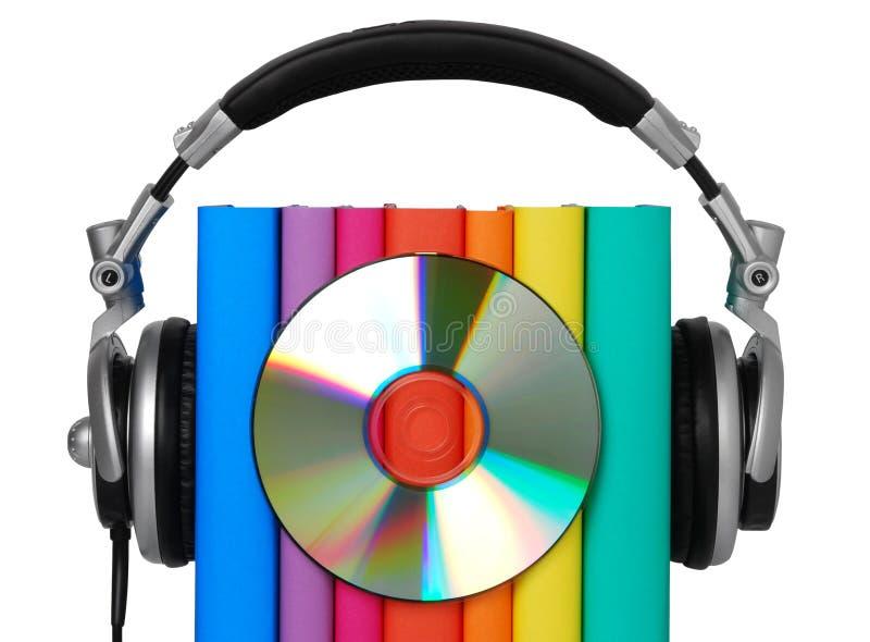 Concept sonore de livre photographie stock libre de droits