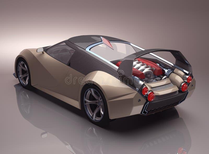Download Concept Supercar Stock Photos - Image: 26721403