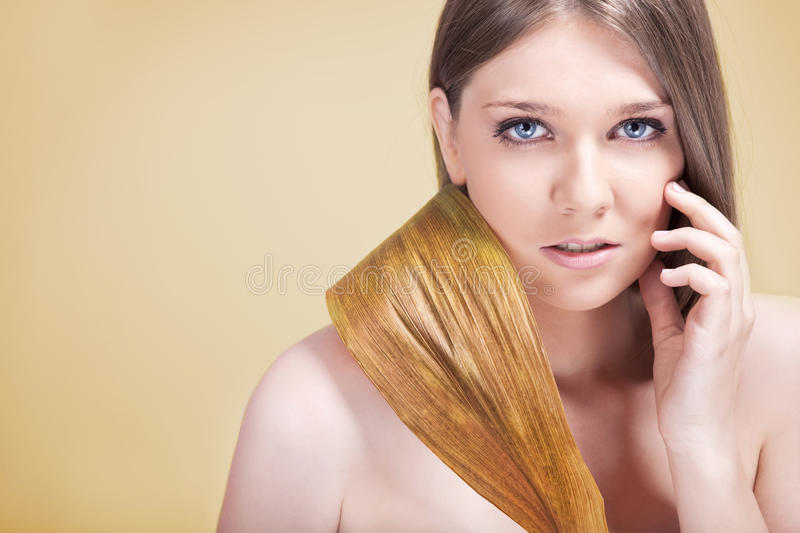 Download Concept, unhealthy skin stock photo. Image of close, blond - 20913230