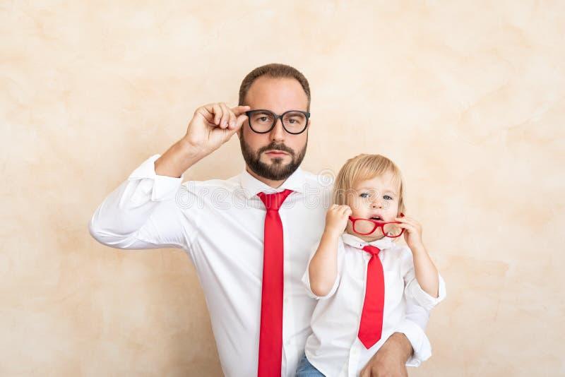 Concept van de vaderdag het Internationale Vakantie royalty-vrije stock foto's