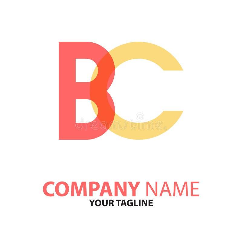 Download Concept Van Het CITIZENS BAND Het BC Aanvankelijke Embleem Vector Illustratie - Illustratie bestaande uit zaken, grafisch: 114227306