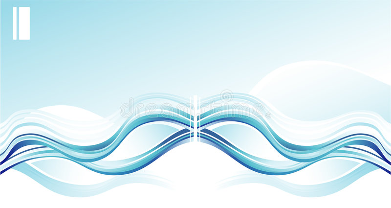 Download Concept waves graphic card stock vector. Illustration of concept - 7395353