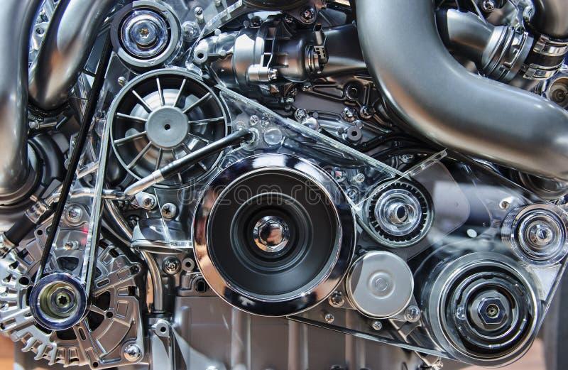 Conceptenmotor stock foto's