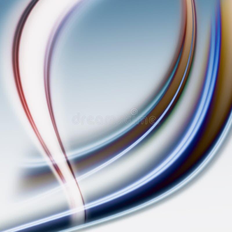 Conception élégante abstraite de fond illustration de vecteur