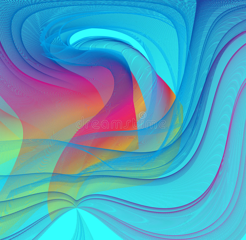 conception abstraite illustration de vecteur