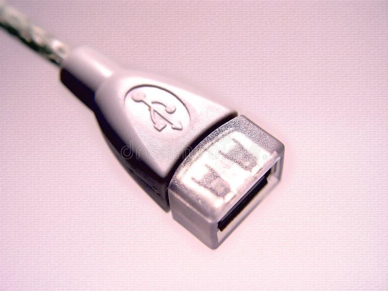 Download Conception Abstraite Rose D'USB Photo stock - Image du ordinateurs, texturisé: 55710