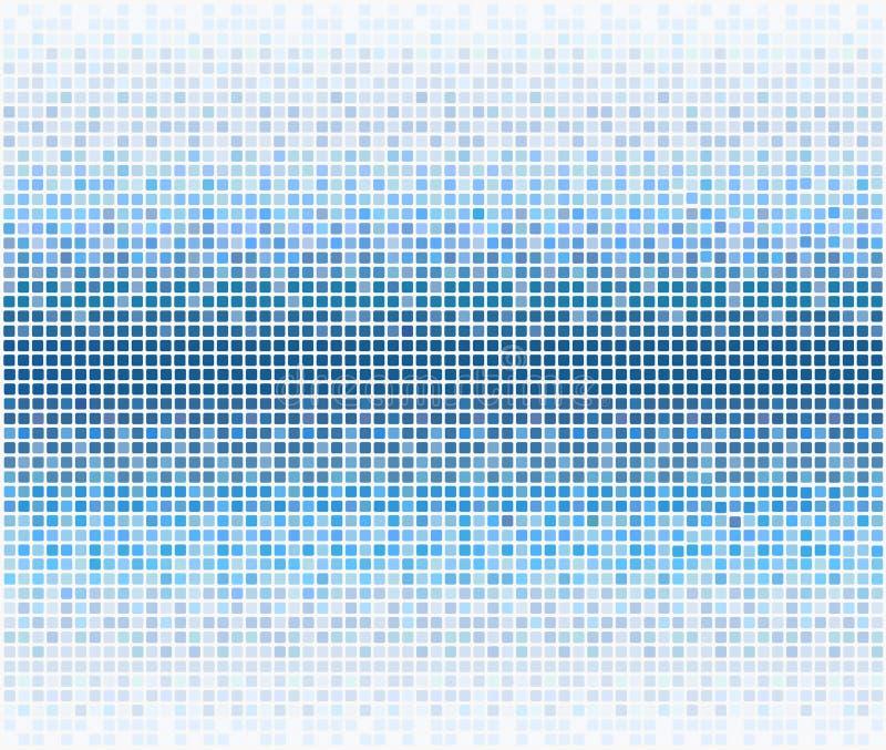 conception bleue abstraite illustration de vecteur