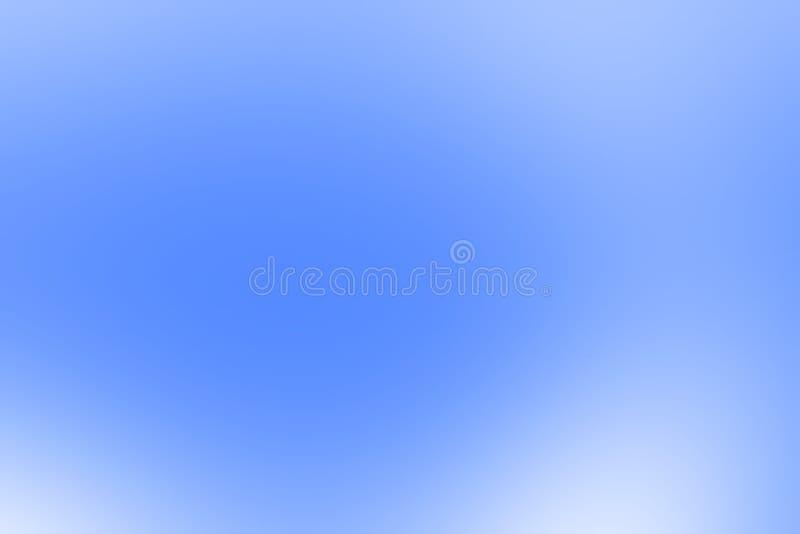Conception bleue de vecteur de fond d'abrégé sur tache floue, fond ombragé brouillé coloré, illustration vive de vecteur de coule illustration libre de droits