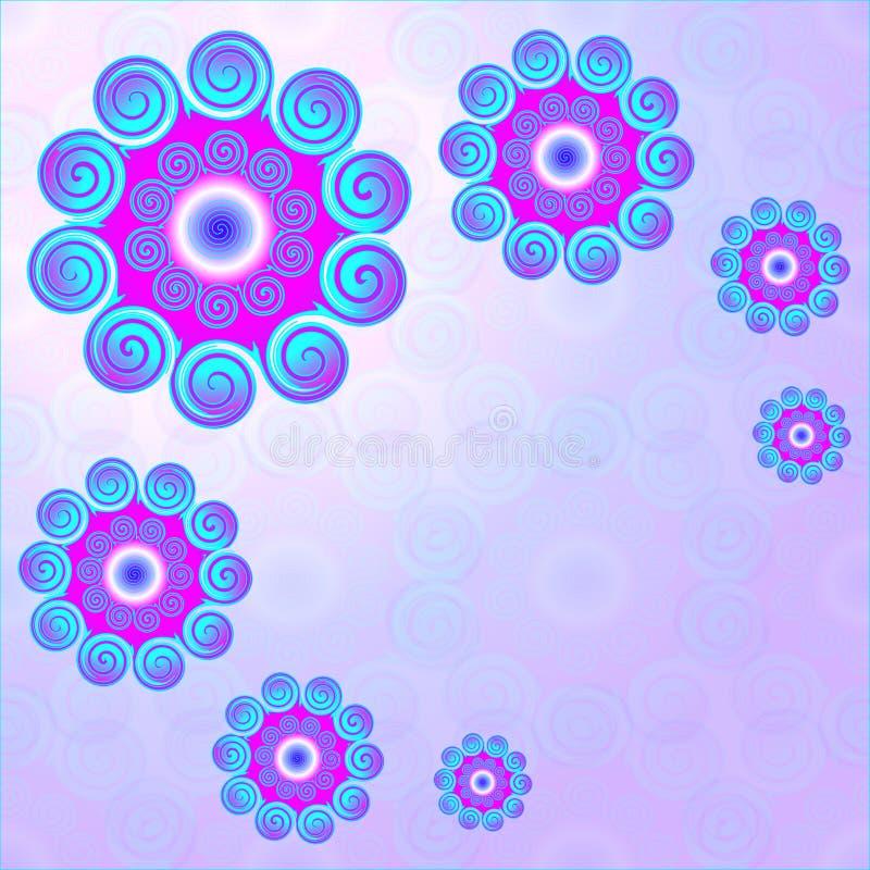 Conception colorée illustration de vecteur