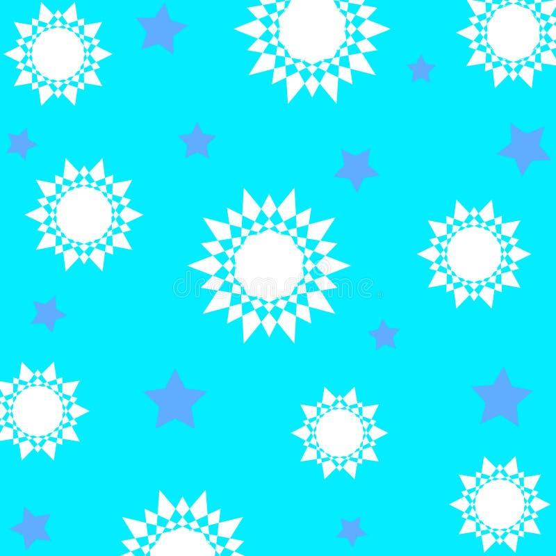 Conception d'étoiles illustration stock
