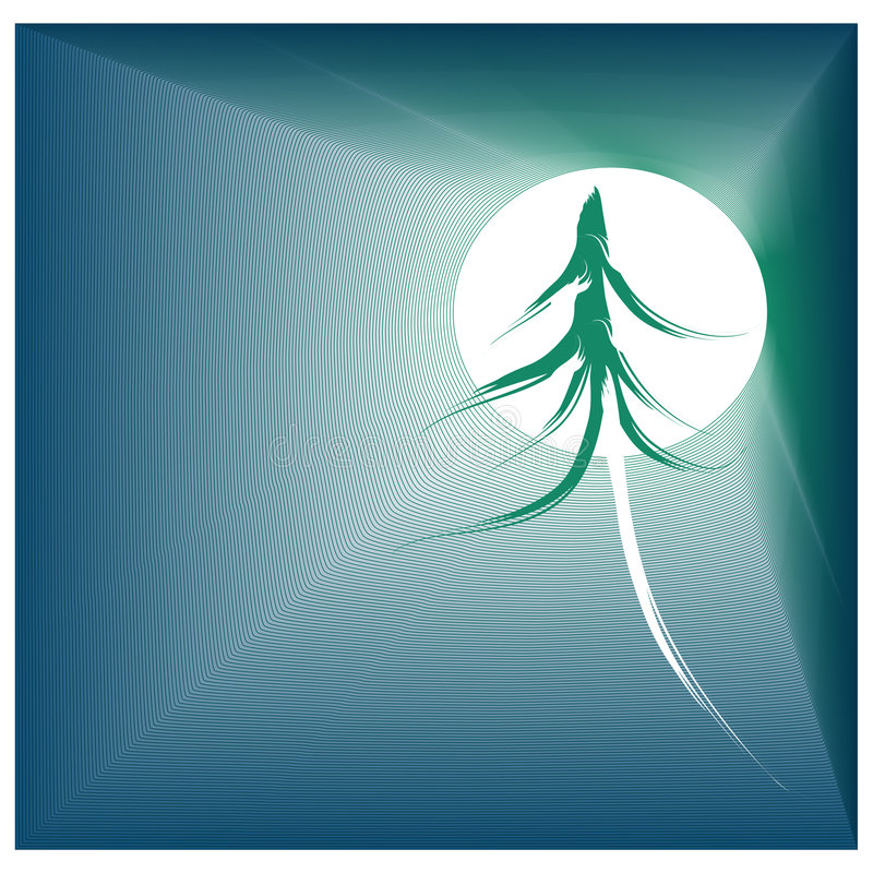 Conception d'arbre photos libres de droits