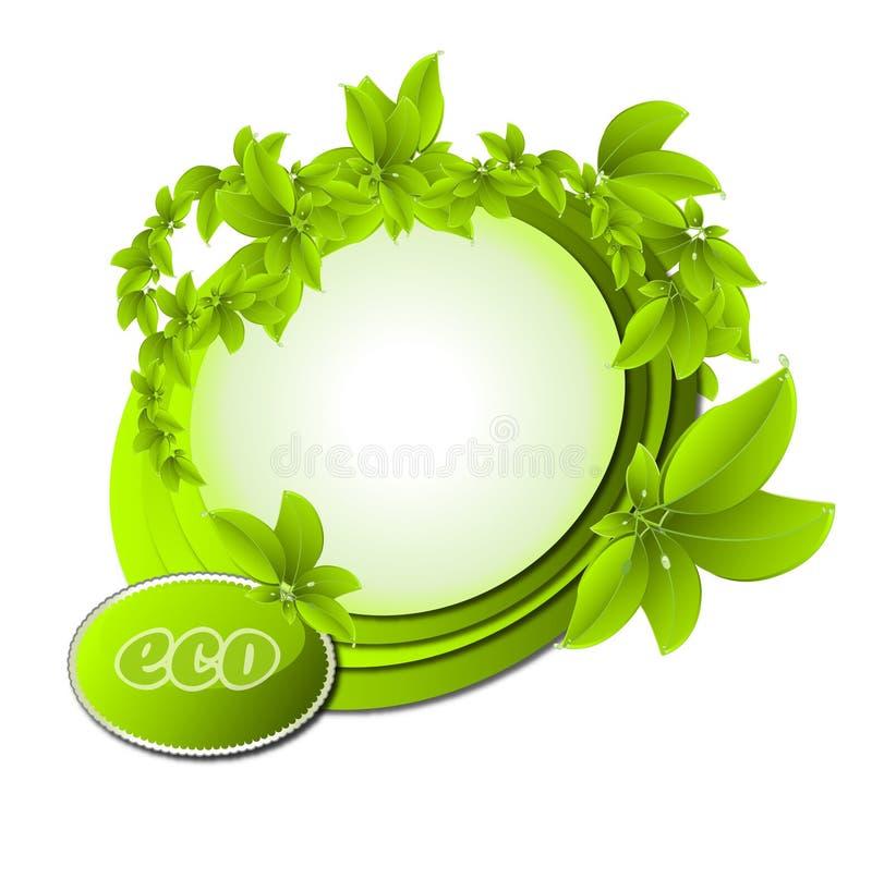 conception d'eco illustration de vecteur
