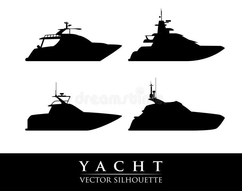 Conception de bateau illustration de vecteur