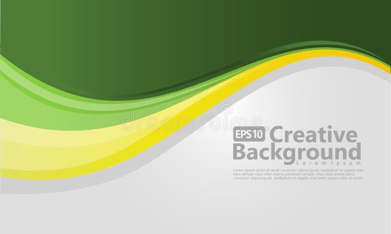 Conception de calibre de disposition de l'affiche de papier peint ou la couverture et les utilisateurs d'autres pour des affaires illustration libre de droits