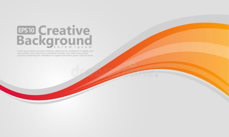 Conception de calibre de disposition de l'affiche de papier peint ou la couverture et les utilisateurs d'autres pour des affaires illustration de vecteur