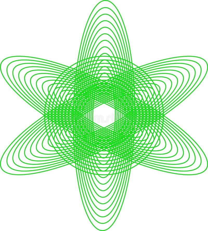 Conception de cercle illustration de vecteur