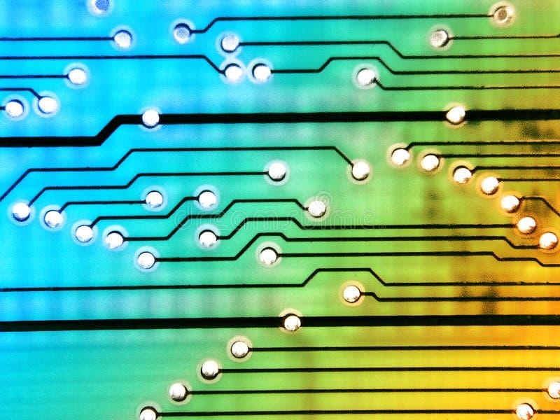 Conception de circuit photo libre de droits