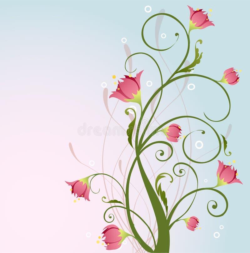 Download Conception de fleur illustration de vecteur. Illustration du chance - 8664120