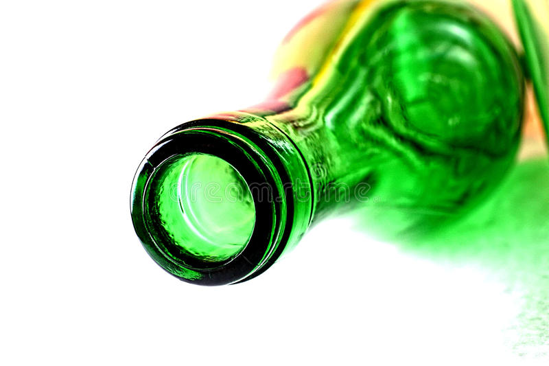 Conception de fond de verrerie de vin photos stock