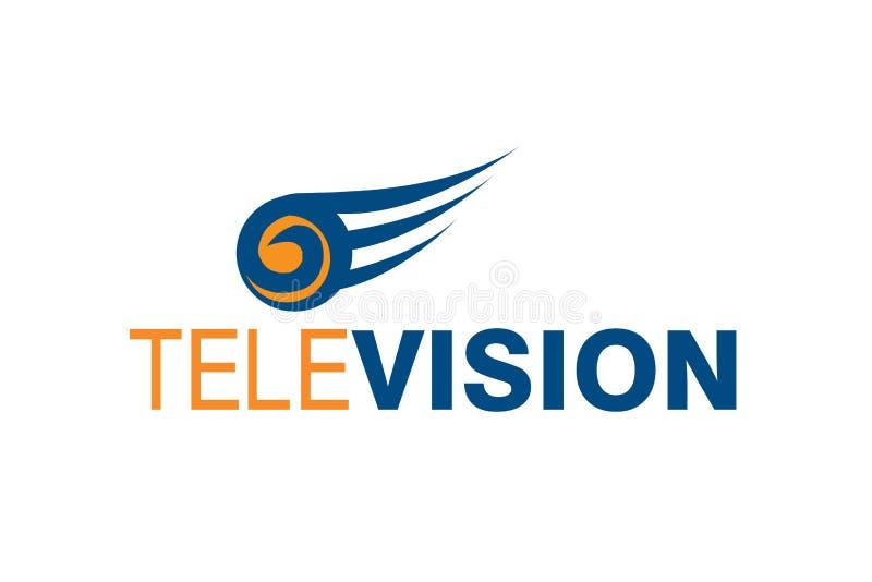 Conception de logo de technologie illustration de vecteur