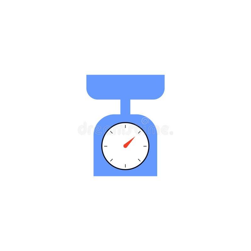 conception de logo de vecteur d'échelles, illustration d'icône illustration de vecteur