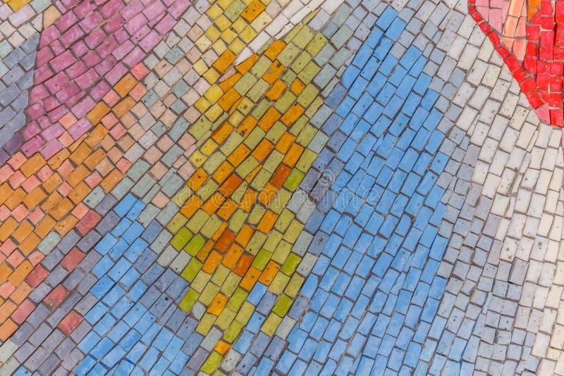 Conception de mur de briques photo libre de droits