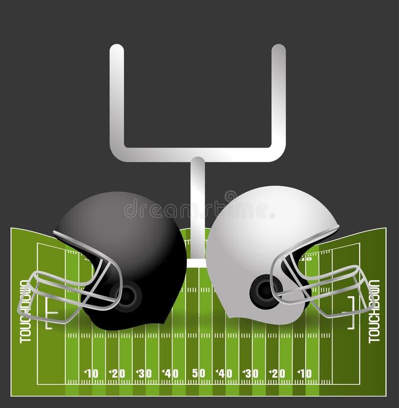 Conception de sports illustration stock