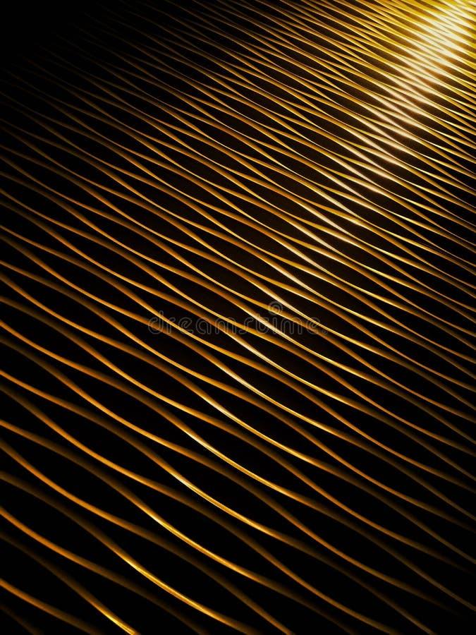 Conception de texture d'éclairages de mur photographie stock libre de droits