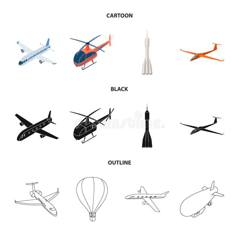 Conception de vecteur de logo de transport et d'objet Placez du transport et du symbole boursier de glissement pour le Web illustration libre de droits