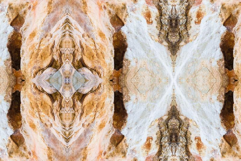 Conception en pierre de style de texture de modèle beau fond abstrait coloré photo libre de droits