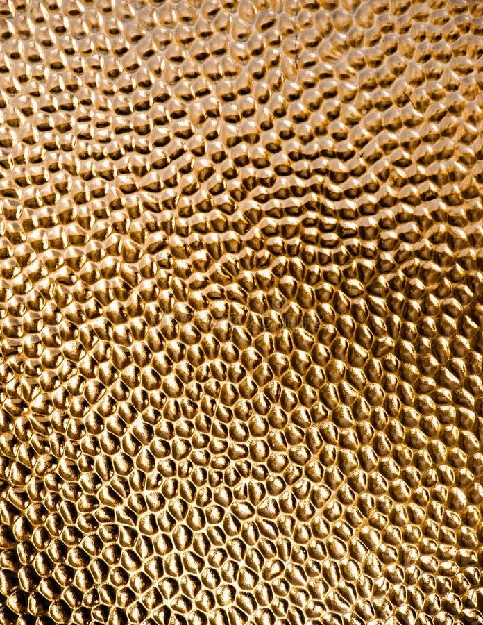 Conception en verre ambre de texture image libre de droits
