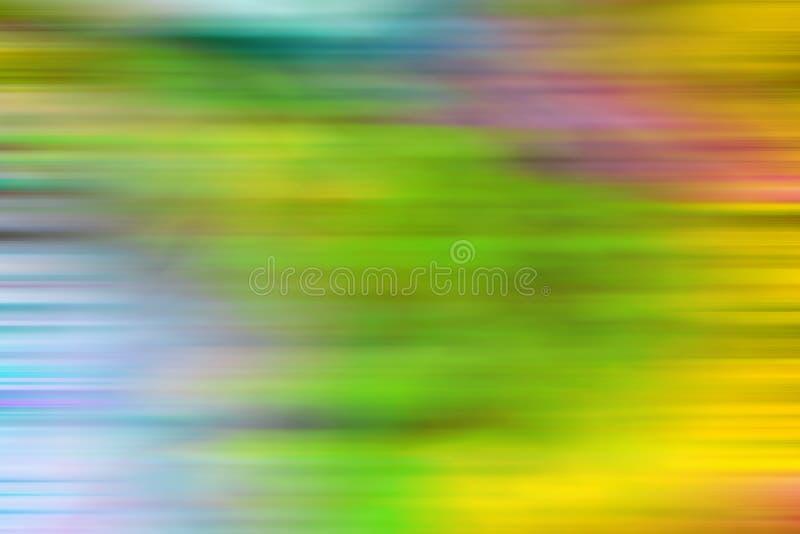 Conception graphique de fond multicolore abstrait de mouvement images libres de droits