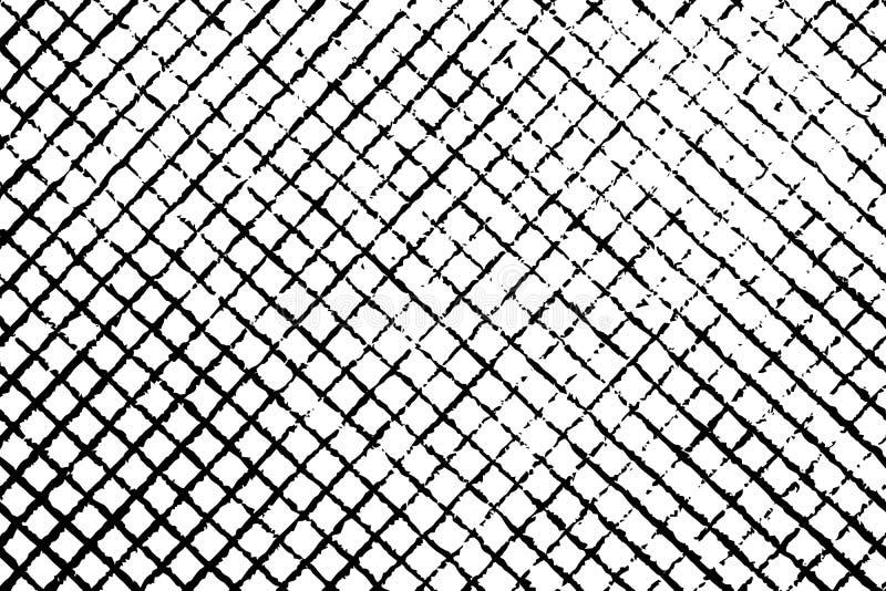 Conception grunge d'isolement de fond de texture illustration de vecteur