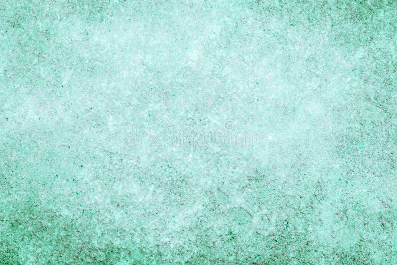 Conception grunge de texture de fond de vintage riche de luxe bleu abstrait de fond avec la peinture antique élégante sur l'illus photo libre de droits
