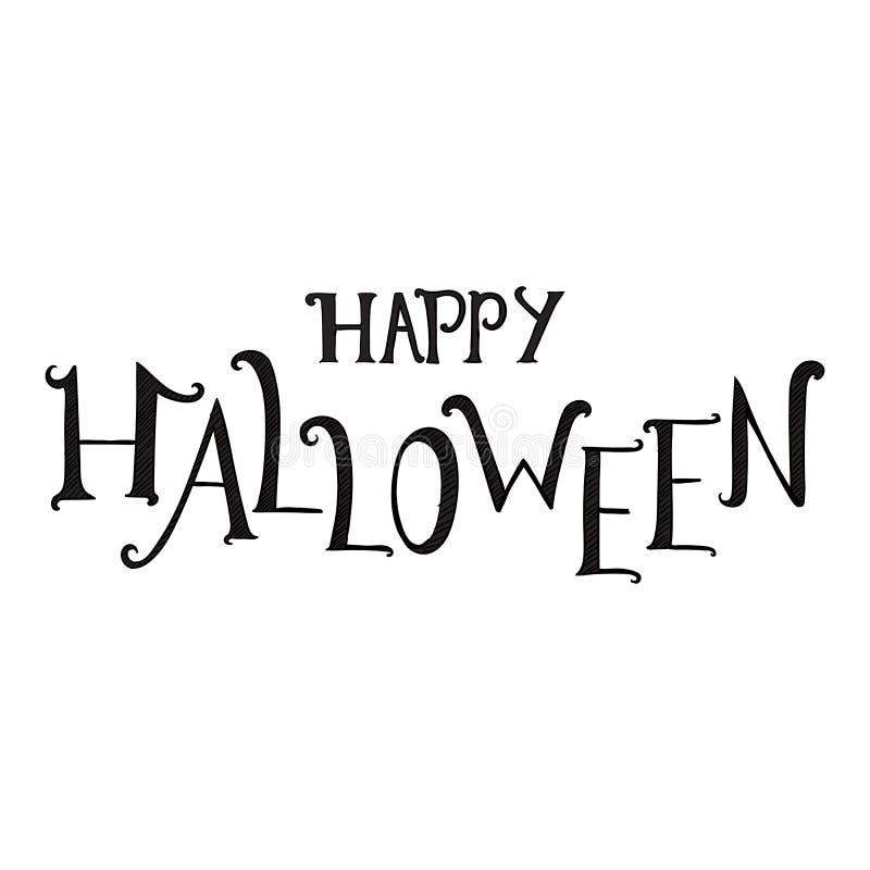 Download Conception Heureuse De Halloween Illustration Stock - Illustration du abstrait, heureux: 76079519