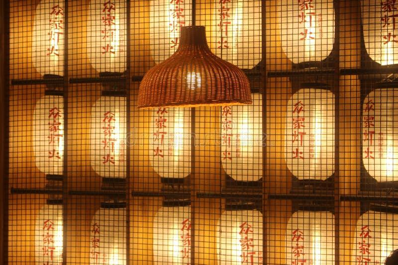 Conception japonaise de décoration image libre de droits