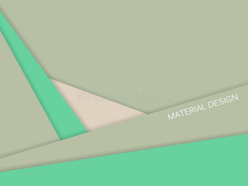 Conception matérielle abstraite illustration libre de droits