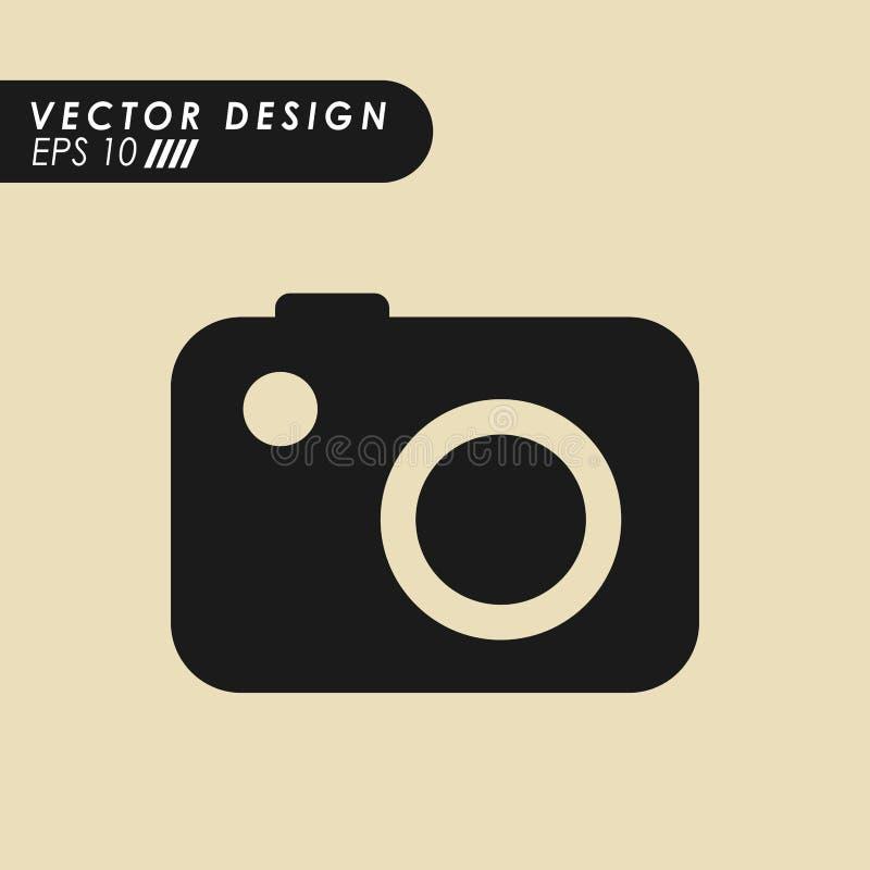 Conception portable de technologie illustration stock