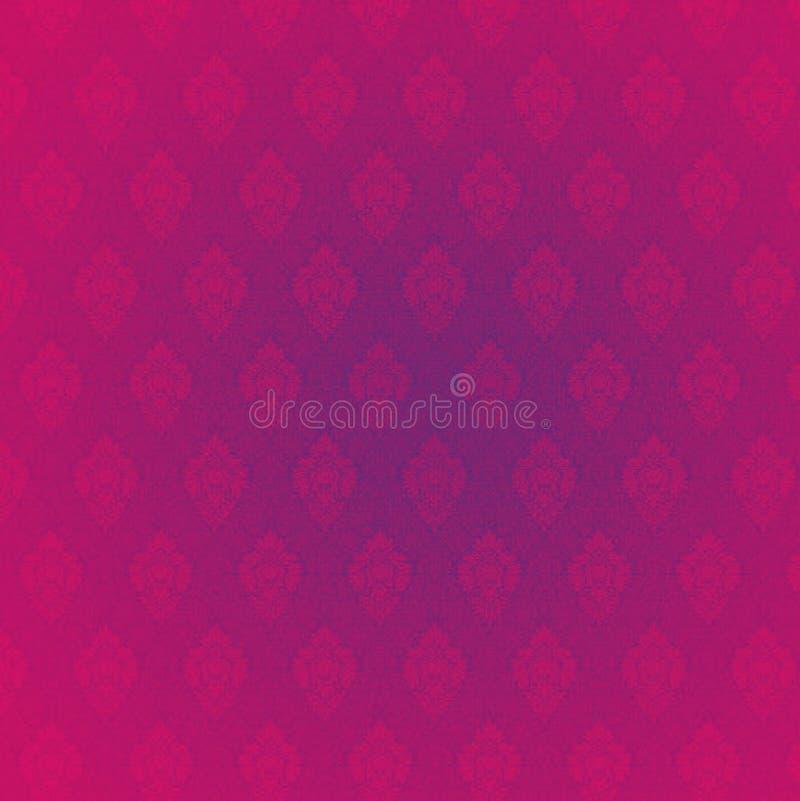 Conception rose de fond pour épouser l'invitation, carte photo stock