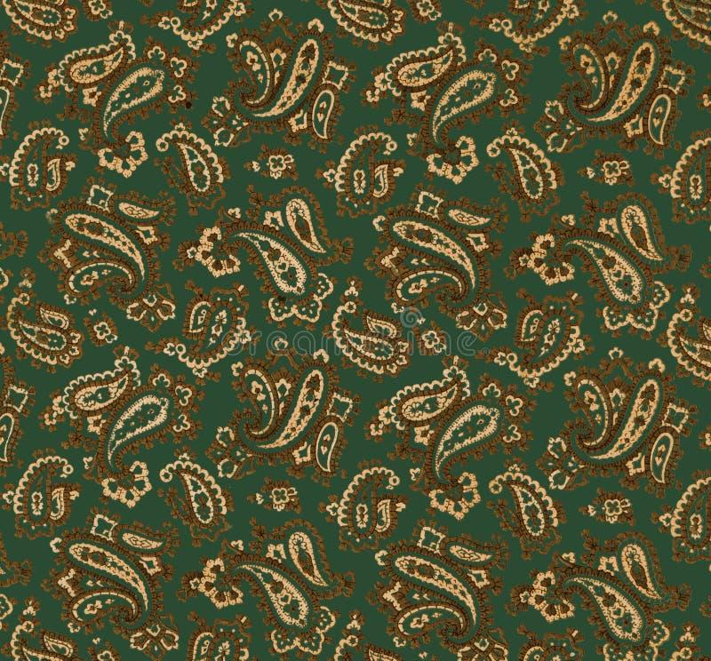 conception sans joint de Paisley photo libre de droits