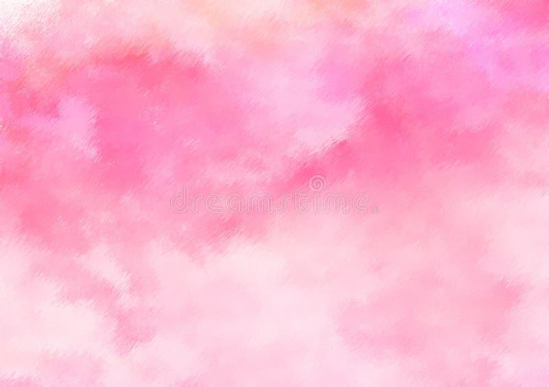 Conception texturis?e de papier peint de fond de gradient rose images libres de droits